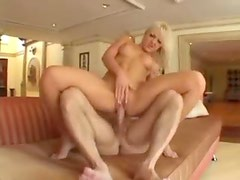 Blonde is into fantastic hardcore sex
