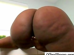 Alluring Afro Ebony Fucked Enjoyably