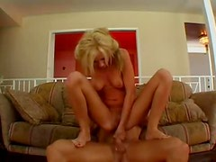 Hillary Scott takes a huge anal creampie