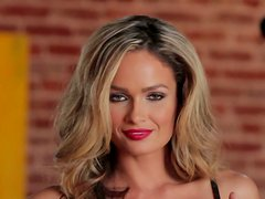 Prinzzess licks her pussy juices off of her fingers