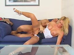 Hot with pierced clit loves anal sex