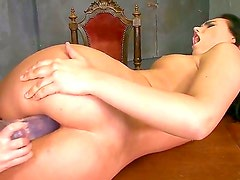 Nice lesbian porn with April Blue and Wild Devil would bring tons of pleasure to