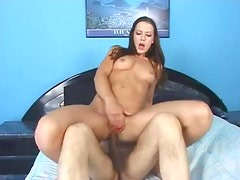 Wet blowjob and some seriously hot anal