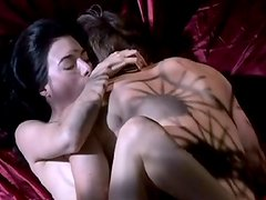 Jaime Murray reveals her perky tittes and Cute thong covered up anus