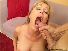 Nicole Moore gets her pussy licked and fucked in all known positions