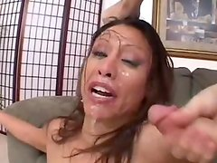 Nice Thai Jayna Oso twin permeated involving huge pocket rocket poles till cumload