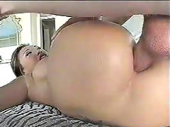 Asian Miko Lee fucked in her tight ass
