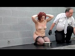 Humiliation writing and food play with a slut