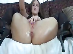 Anal Insertions on Cam by TROC