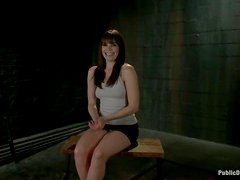 Dana Dearmond gets humiliated and fucked by a few dudes