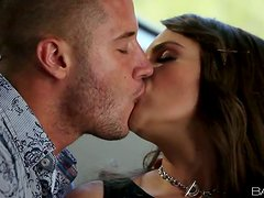 Torrid Affairs with a smoking hot brunette Teal Conrad