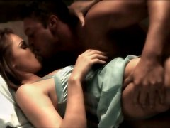 Three Strikingly Sexy Babes Having Sex in Three Different Scenes
