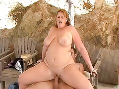 Good ol' country BBW