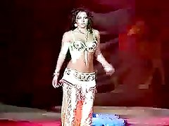 Alla Kushnir sexy belly Dance part 72
