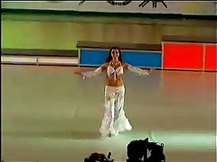 Alla Kushnir sexy belly Dance part 71