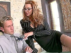 Fucked By Her Boss
