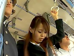 Bragas - Sexy Teen Gets Stripped And Fucked On Her Bus Route
