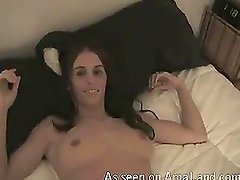 Watch Me Fuck My GF's Shaved Pussy.