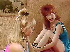 Cal Jammer and Mark Wallice double penetrate redhead slut Viper