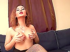 Gorgeous Julyana gets her ass filled with loads of cum