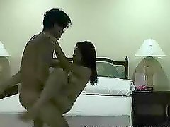 Homemade video of the couple's  long-lasted banging