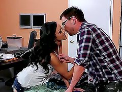 Breanne Benson gets fabulously fucked in the office