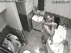 Couple is having hot banging without any idea they're being watched