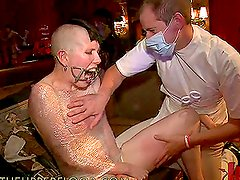 Kinky Action with Submissive Girls in Wild BDSM Porn Party