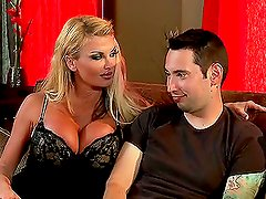 Hot Sucking And fucking Action With The Busty Blonde Taylor Wane