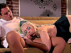 Young Cute Frisky Teen Shows Her Boyfriend How She Likes It