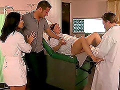 Banging the Hot Latina Nurse Ann Marie Rios in the Hospital