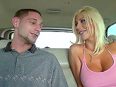 Puma Swede Loves Going all the Way With Her Man