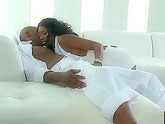 Hardcore Sex For The Busty Ebony Babe Nyomi Banxxx