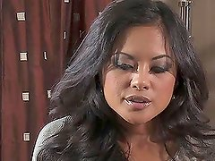 A hot Facial For the Slutty Babe Kaylani Lei
