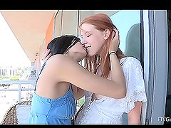 Sexy Girl on Girl Porn With Tamara and Lacie