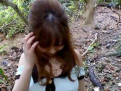 Rio Hamasaki Gets Fucked Outdoors
