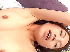 Sexy Asian Babe Loves Big Sausages