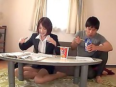 Hottest Office Japanese Sex