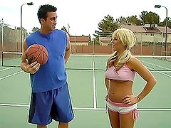 Athletic Pickup With Brooke Belle