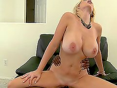 Charlee Chase Gets Things Sorted Out by Banging