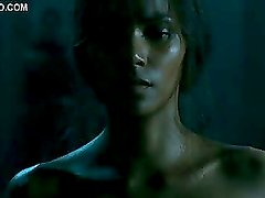 Halle Berry Losing Her Mind In Hot Scene As Water Pours Down On Her