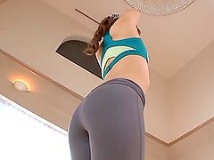 Asian Teen Jessica Nizaki Is Maturated By Her Trainer
