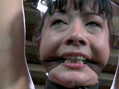 Extremo - Asian slut who loves extreme BDSM games Nyssa Nevers stars in a hot video