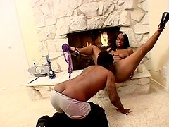 Skyy Black likes it deeper in her lustful mouth
