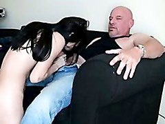 Young And Lusty Amai Liu Thumps A Massive Boner In Her Mouth Like A Lollipop