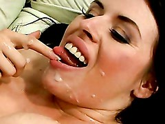 Big Boobs Daphne Rosen Gets Fucked Hard And Cumsprayed