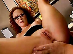 Audrey Hollander Getting Rammed On Her Tight Butthole