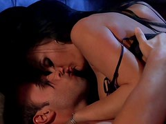 Erotic video of an oral sex with Alektra Blue
