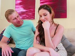 Mutual fondling and pussy licking with Samantha Ryan