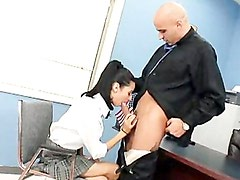 Sultry Marissa Mendoza Eagerly Takes A Long Cock Deep In Her Warm Mouth
